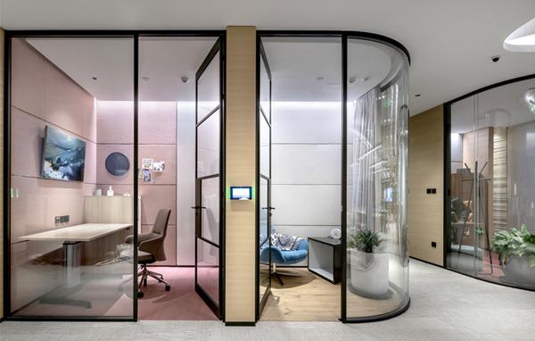 Studio Illumine - Steelcase Showroom