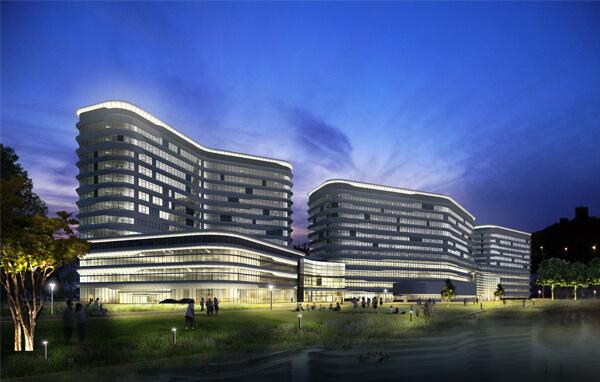 Studio Illumine - Huzhou General Hospital
