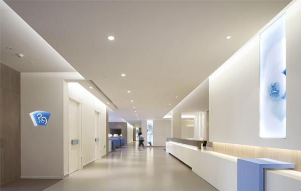Studio Illumine - United Family Hospital Nanjing