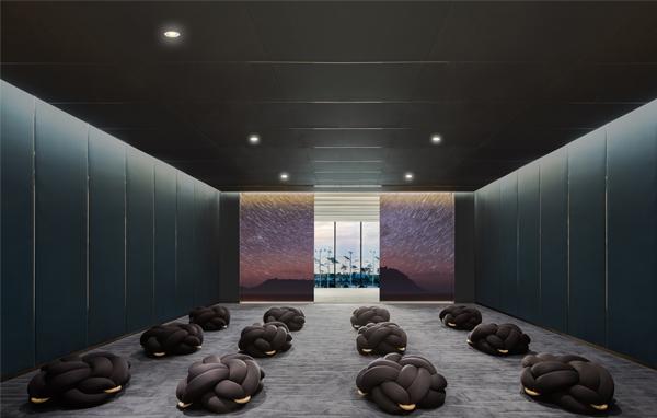 Studio Illumine - CIFI Showroom