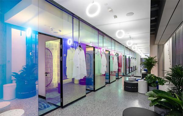 Studio Illumine - Nike House of Innovation