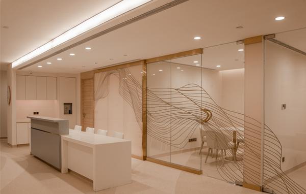 Studio Illumine - Yinchuan Liren Hospital